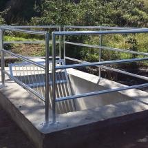 rekonštrukcia odlahcovacej komory kanalizácie Poprad
